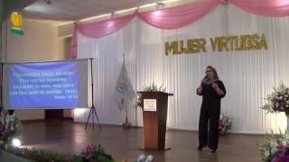 CONFERENCIA PARA MUJERES-COMUNIDAD CRISTIANA PALABRA DE VIDA (LIMA-PERU)