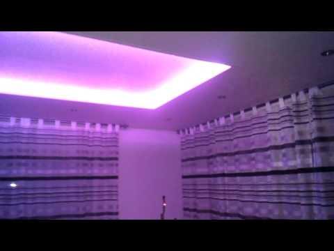 1,2 Meter LED Licht Bebauung Profil Spot für indirekte Beleuchtung XPS OL-14 30c