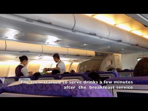 Air China Flight Report: CA841 Vienna to Barcelona