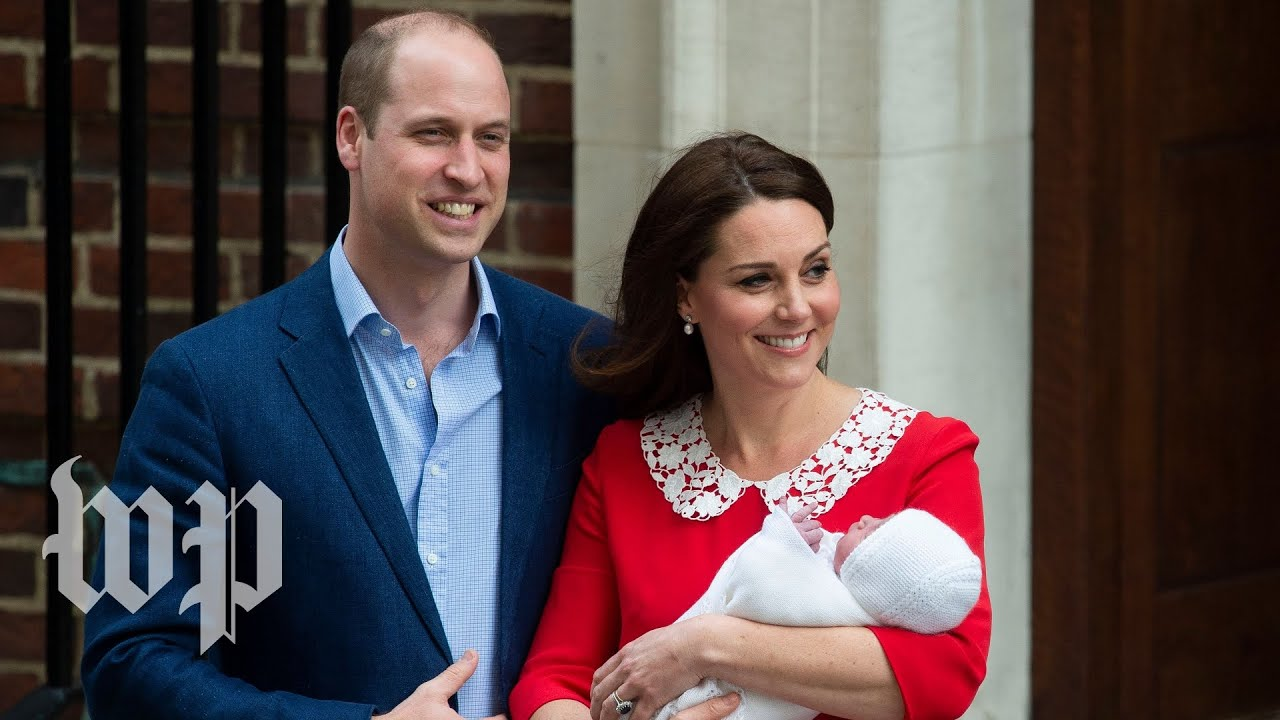 It's a boy! Here's what you need to know about Britain's latest little Royal