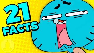 21 Quick Facts About Gumball YOU Should Know!! (Tooned Up S6 E15)   Channel Frederator