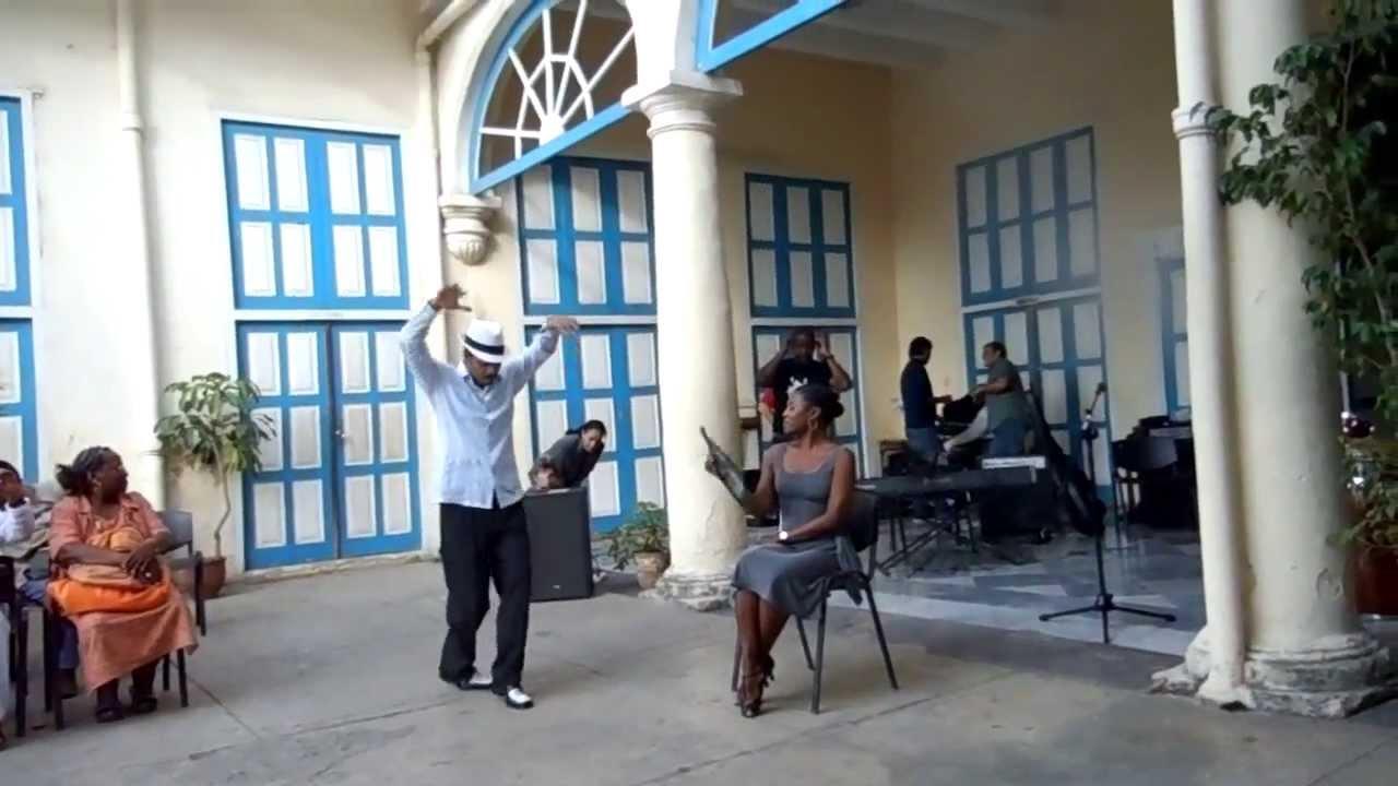 Son Cubano Dance Dancing a Son Cubano