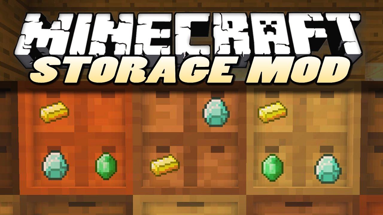 Minecraft Mods | Storage