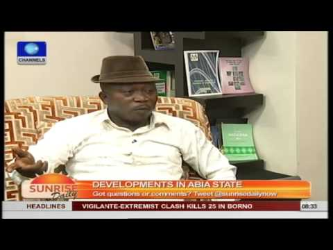 Journalist Counters Abia Government Claims That He Demanded N5 Million For Damning Report video