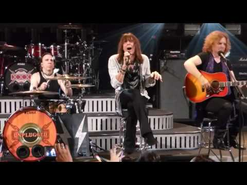 Tesla - Paradise LIVE [HD] 3/3/17