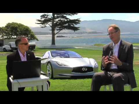 Live Chat from Pebble Beach Concours d Elegance 2012 with Ben Poore and Johan de Nysschen