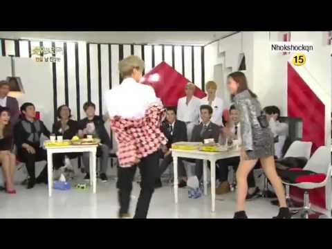 EXO's KAI - Sexy Dance for IVY @ Immortal Song 130921