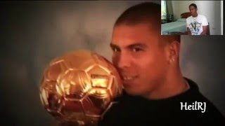 The Ultimate Ronaldo Phenomenon Show ● 1993-2011 REACTION!