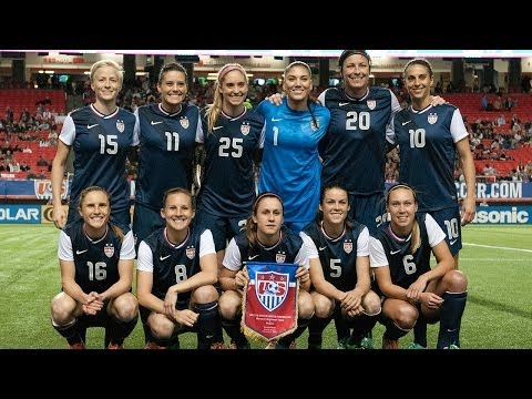 WNT vs. Russia: Highlights - Feb. 13, 2014