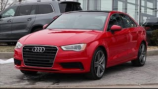 2015 Audi A3 Owings Mills MD Baltimore, MD #8U057050