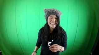 Simple Session 360° green screen videos with Saki Sawada