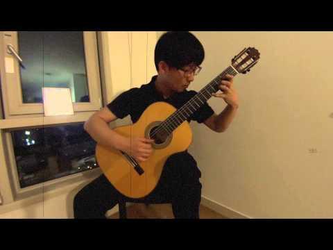 Francisco Tarrega - Prelude 13 In D
