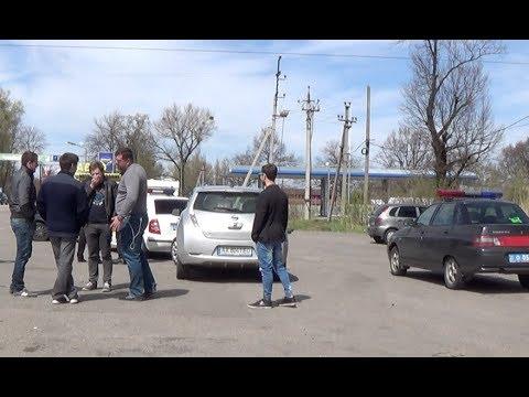 Вымогательство взятки 400$ Новой Полицией ч1