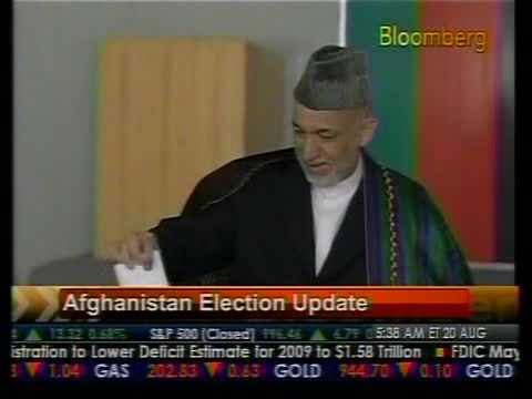 Afghanistan Election Update - Bloomberg