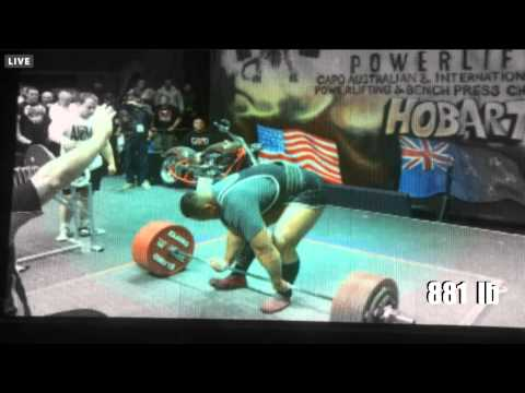 CAPO Powerlifting - Deadlift Flight Best Moments Image 1