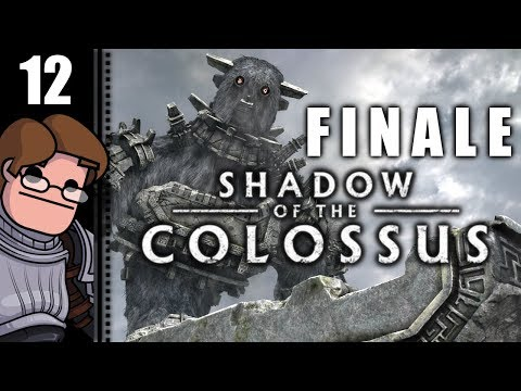 Let's Play Shadow of the Colossus (2018) Part 12 FINALE (Patreon Chosen Game)