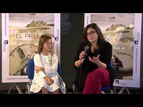 Entrevista con Paula Markovitch, directora del film mexicano El premio
