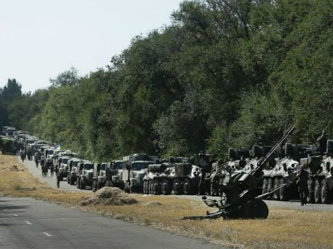 Crisses: Russian Invasion Begins | Russia Invades Ukraine in a Stealth Coverway Operation 2014