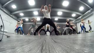 Сергей Коцюбира Hip hop  basic