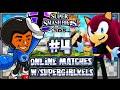 Super Smash Bros 3DS - Online Matches #4 - VS SuperGirlKels