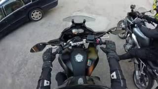 Motocyklem do Łeby