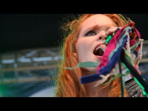 Cage The Elephant - Music Festival - FM 94/9 Indie Jam 2013