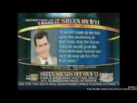 Charlie Sheen Fights Back Against The illuminati
