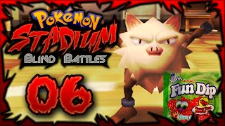 "Pokemon Stadium BLIND BATTLES w/ShadyPenguinn Ft. Nipps ""SUCH DIP, MUCH FUN!"""
