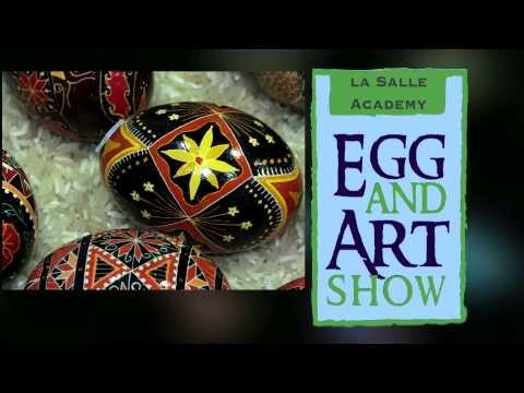 La Salle Academy Egg & Art Show