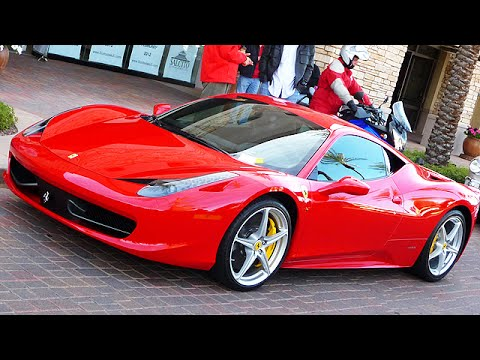 TOP 5 PRANKS 2015! (CAR PRANKS) - Lamboghini's & Ferrari's COMPILATION (Gold Digger Pranks)
