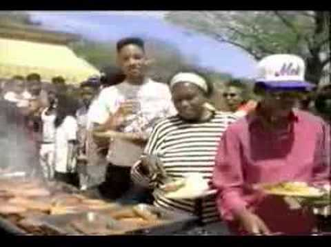 Will Smith - DJ Jazzy Jeff & the Fresh Prince - Summertime - Video
