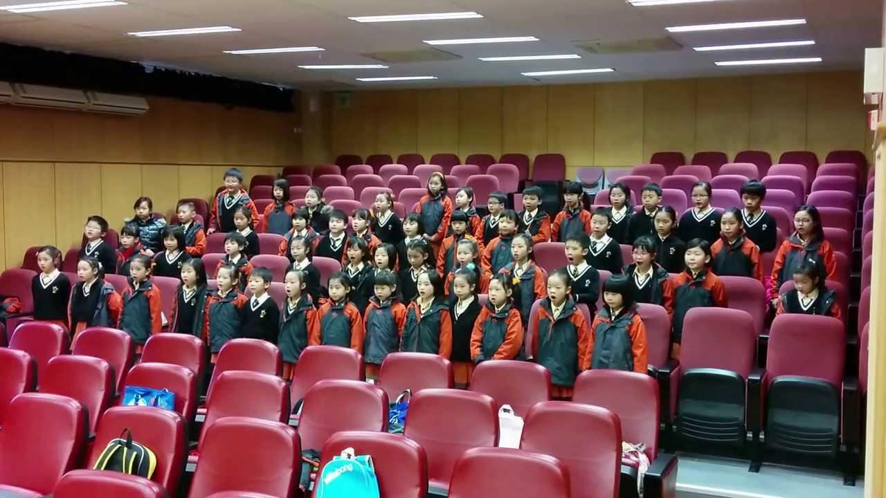 Pui Kiu College School Choir - Panis Angelicus (Rehearsal