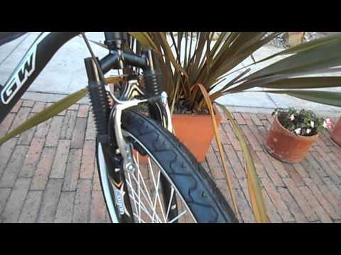 Bicicleta GW Doble suspensión todoterreno Cambios Shimano rin aluminio Colombia Mytiendaonline