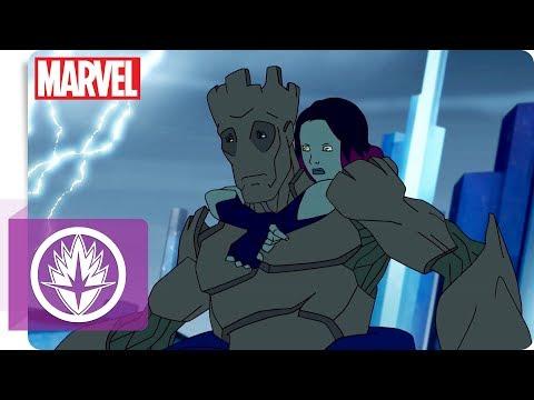 Guardians of the Galaxy - Der perfekte Plan [Teil 1] | NEU auf Marvel HQ Deutschland