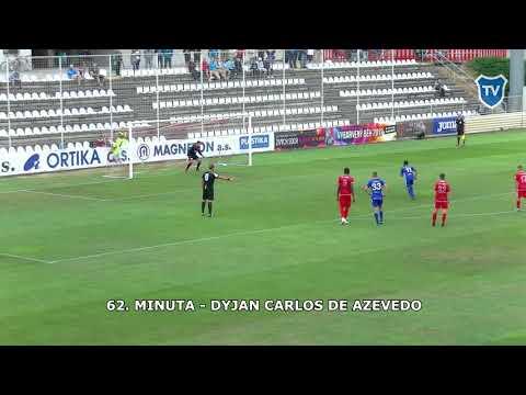 PŘÍPRAVA / Baník - Zlaté Moravce 4:0 (sestřih gólů)