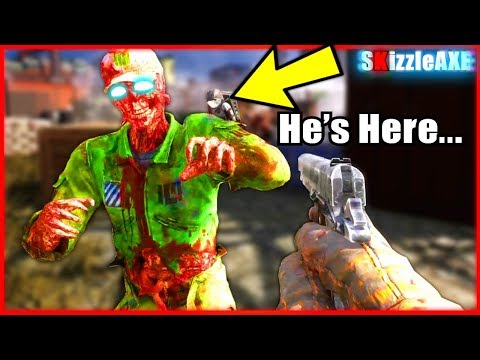 BO4 lil Intel + COOLEST ZOMBIES MAP! Can you guess? - Black Ops 3 Zombies Custom Map Gameplay