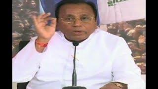 YSRCP MP Mekapati Rajamohan Reddy Speaks To Media YCP Office