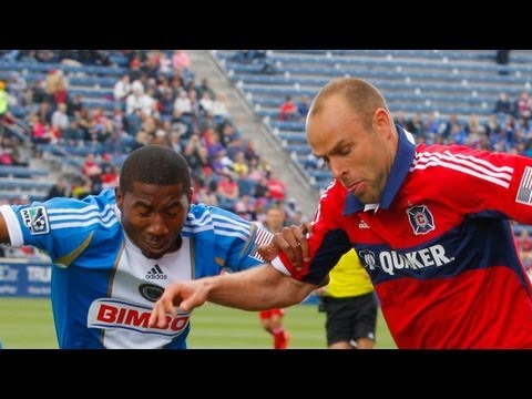 HIGHLIGHTS: Chicago Fire vs Philadelphia Union | May 11, 2013