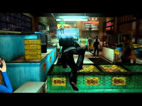 Fugindo Da Policia: Sleeping Dogs