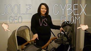 CYBEX PRIAM vs. JOOLZ GEO - Vorstellung + Vergleich !