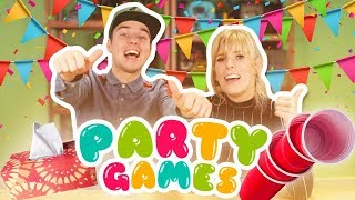 PARTY GAMES SPELEN!