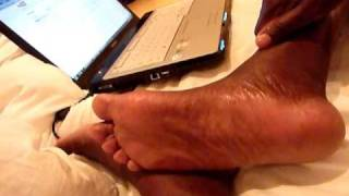gay black male guy feet foot fetish