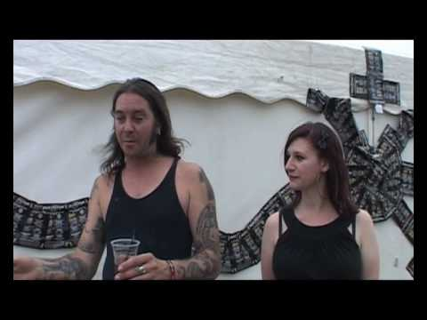 High On Fire interview at High Voltage Festival 2010 with Ratch (TotalRock)