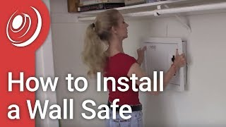 How to Install a Wall Safe - Safe & Vault Store