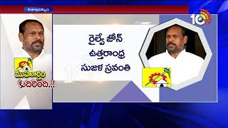 Konathala Ramakrishna Political Re Entry Confirm | Konathala to Join TDP  News
