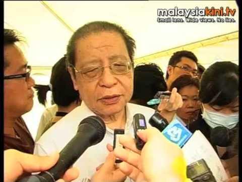 Teoh Beng Hock exhumed
