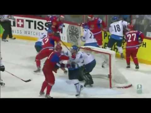 Ковальчук отправляет в нокдаун Янне Песоне