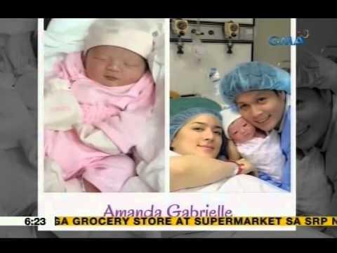 UB: Ara Mina, nagsilang ng baby girl