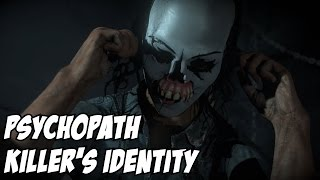 Until Dawn Psycho path Killers Identity Reveal  (Obviously Spoilers)