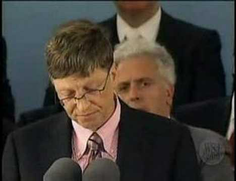 bill gates speech at harvard Bill gates delivered a very inspiring commencement speech in harvard last week  i recommend reading the full remarks of bill gates and.